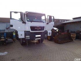 5.2.2015 - Chiptuning nákladního vozu MAN TGS EU 4/5 - 10.5 D20 6 Válec