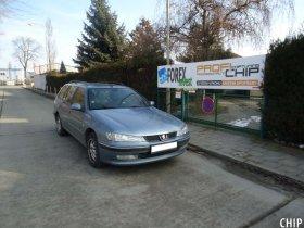 5.2.2015 - Chiptuning Peugeot 406 2.0 HDI