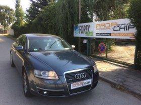 Chiptuning vozu Audi A6 (C6) (2004 - 2011) - 3.0 TDI CR, 165 kW