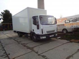 Chiptuning a deaktivace AdBlue systému nákladního vozu Iveco Eurocargo E18