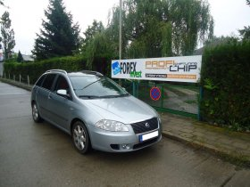 Chiptuning a deaktivace DPF Fiat Croma 1.9 JTD