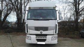 Chiptuning a deaktivace systému AdBlue nákladního vozu značky Renault Premium DXI R450