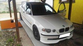 Chiptuning a měření výkonu na válcové zkušebně vozu BMW 320D