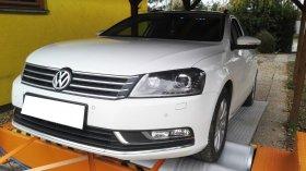 Chiptuning a měření výkonu na válcové zkušebně vozu Volkswagen Passat B7 2.0 TDI