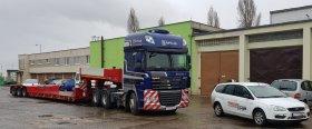 Chiptuning a úprava AdBlue nákladního vozu Daf XF - 105 510, 375 kW