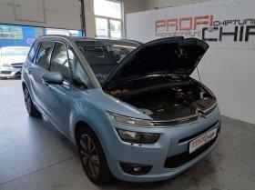 Chiptuning a úprava systému AdBlue na voze Citroen C4 2.0 HDI - 110 kW