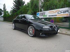 Chiptuning Alfa Romeo 156 2.5 V6