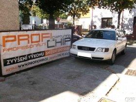 Chiptuning Audi 100/A6 2.0i