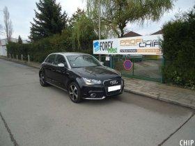 Chiptuning Audi A1 1.2 TFSI