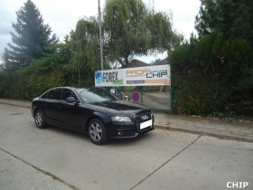 Chiptuning Audi A4 1.8 TFSI
