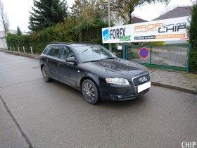 Chiptuning Audi A4 Avant 1.9 TDI-PD