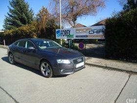Chiptuning Audi A5 2.0 TDI