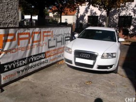 Chiptuning Audi A6 3.0 TDI