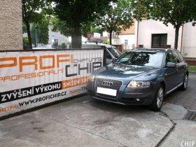 Chiptuning Audi A6 Allroad 3.0 TDI