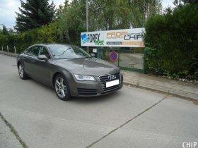 Chiptuning Audi A7 3.0 TDI