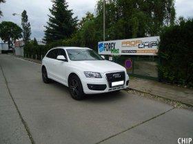Chiptuning Audi Q5 2.0 TDI Quattro