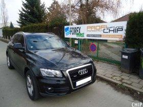 Chiptuning Audi Q5 3.0 TDI