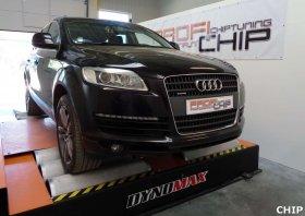 Chiptuning Audi Q7 3.0 TDI