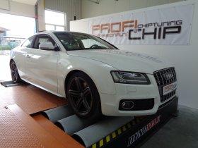 Chiptuning Audi S5 4.2 FSI