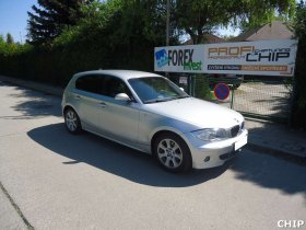 Chiptuning BMW 118D 2.0