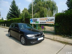 Chiptuning BMW 120D
