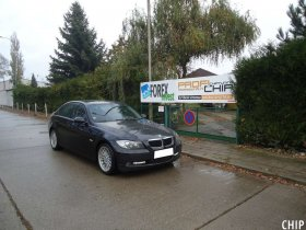 Chiptuning BMW 318D (E90)