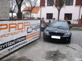 Chiptuning BMW 320D (E90)
