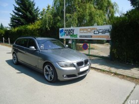 Chiptuning BMW 325D (E90)