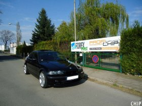 Chiptuning BMW 330D