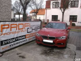 Chiptuning BMW 330XD (F30)