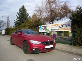 Chiptuning BMW 420D (F36)
