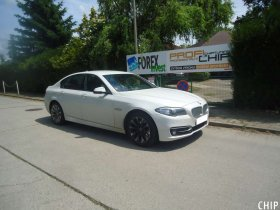 Chiptuning BMW 520 XD (F10)