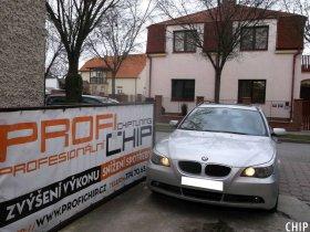 Chiptuning BMW 525i