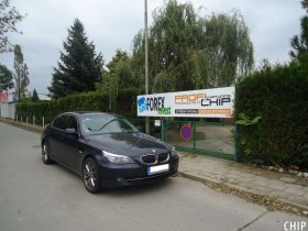 Chiptuning BMW 530D