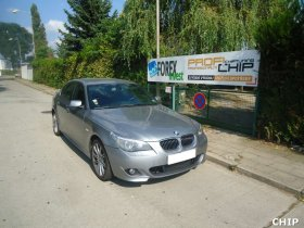 Chiptuning BMW 530XD (E60)