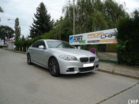 Chiptuning BMW 530XD (F10)