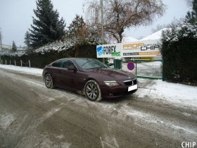 Chiptuning BMW 635D (E64)