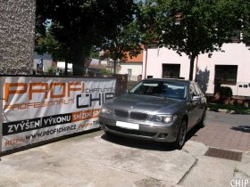Chiptuning BMW 730D (E65)