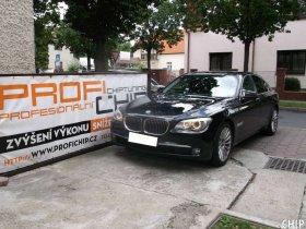 Chiptuning BMW 740D xDrive