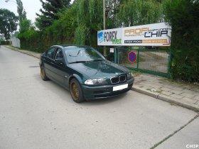 Chiptuning BMW E46 318i