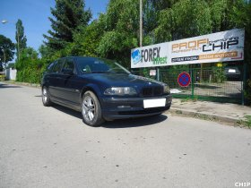 Chiptuning BMW E46 320D