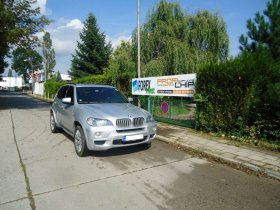 Chiptuning BMW X5 3.0 SD