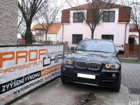 Chiptuning BMW X5 3.0D