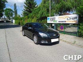 Chiptuning Chevrolet Malibu 2.4i