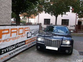 Chiptuning Chrysler 300CC 3.0 CRD