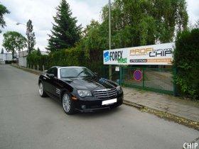 Chiptuning Chrysler Crossfire 3.2i SRT6