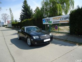 Chiptuning Chrysler Crossfire 3.2i