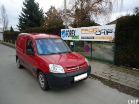Chiptuning Citroën Berlingo 1.6 HDI 16V