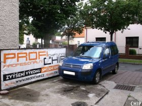 Chiptuning Citroën Berlingo 1.6 HDI