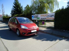 Chiptuning Citroën C4 Picasso 1.6 HDI 16V